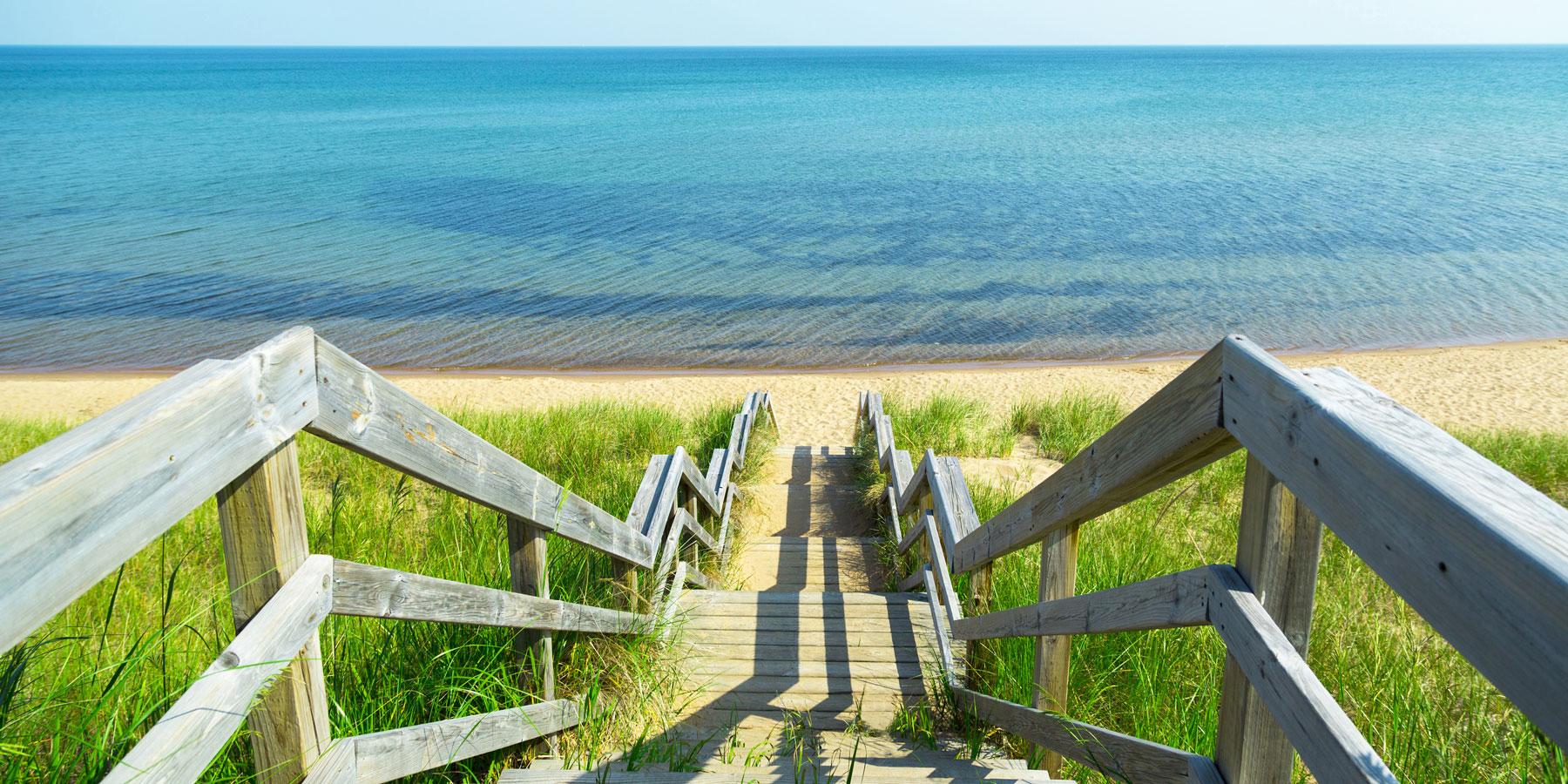stairs-beach-ocean